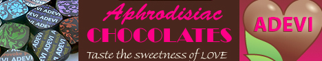 Aphrodisiac Chocolates - Taste the sweetness of LOVE - ADEVI